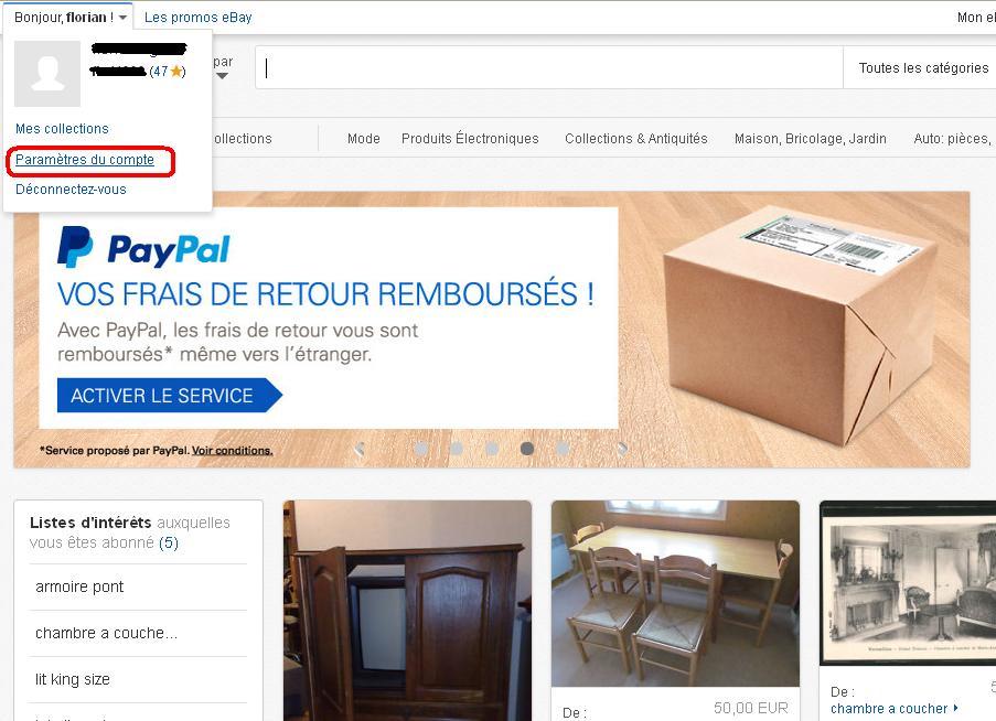 comment vendre sur ebay blog. Black Bedroom Furniture Sets. Home Design Ideas