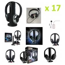 Lot Destockage Casque Hifi - Retour SAV
