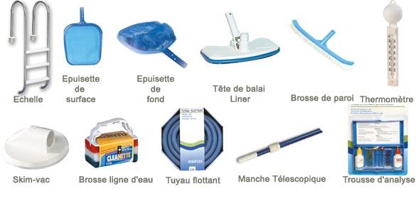 Blog votre piscine prix discount for Accessoire piscine dijon