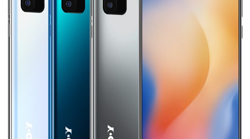 destockage-telephone-portable-p40-android-10-ecran