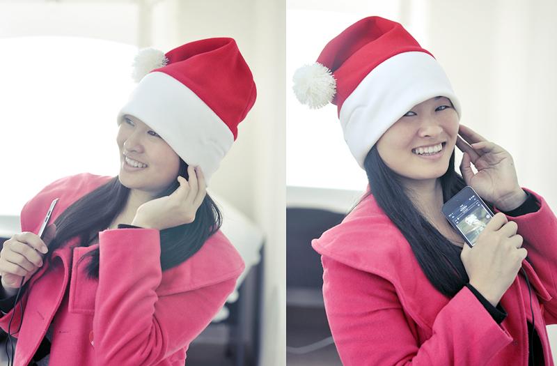 chapeau noel2
