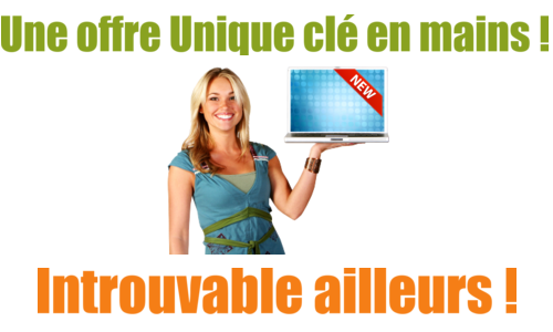 creation de site ecommerce facile