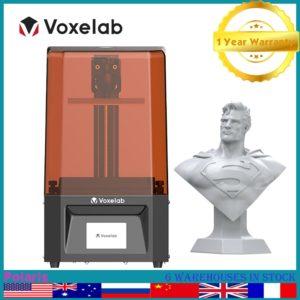 Voxelab Polaris 3D Imprimante 5.5 Pouces 2K LCD D'écran Tactile D'imprimante UV Photocuring Résine Imprimante Ender 3 Impressora 3d Drucker 1