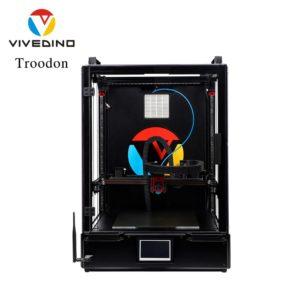 VIVEDINO-imprimante 3D COREXY, entièrement fermé, avec écran tactile 350 pouces, 4.3 W 1