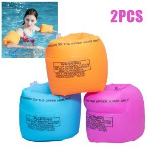 Anneau de bras de natation pour enfants adultes, piscine gonflable, manches de flotteur, bras de natation, anneaux de natation, manchon flottant, entraîneur de natation 1