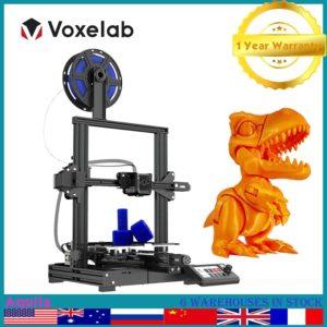Voxelab Aquila – imprimante 3D, Kit haute précision FDM bricolage Drucker 3D Ender 3, mise à niveau, grande plaque, reprise en cas de panne de courant, Impressora 3d 1