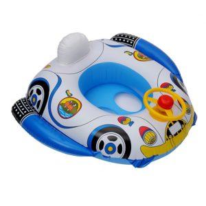 Anneau de natation gonflable d'été, bouée de piscine, matelas, PVC épais, siège d'été, jouet bouee bebe bouee piscine matelas gonflable piscine matelas piscine 1
