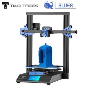 Twotrees – imprimante 3D Bluer V2, masque d'impression, capteur de Filament, verre trempé, reprise de l'alimentation en cas de panne de courant, détection extrudeuse lit chaud 1