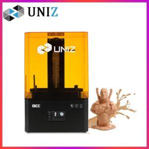 UNIZ IBEE – imprimante 3d, écran LCD 4K Monochrome de 8.9 pouces, haute précision, pour l'enseignement de la joaillerie dentaire, etc. 1