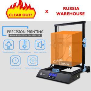 ZANYAPTR – imprimante 3D, entièrement métallique, haute précision, écran tactile HD, ZY-01 x 220x220mm, 270 1