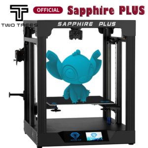 Twotrees – imprimante 3D Sapphire Plus Pro, guide linéaire, CoreXY BMG extrudeuse pour Sapphire Plus, 300x300mm, kit de bricolage, impression de masque facial 1