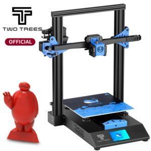 Twotrees – imprimante 3D Bluer V2, cadre entièrement métallique, écran tactile couleur avec extrudeuse BMG, reprise d'impression en cas de panne de courant 1