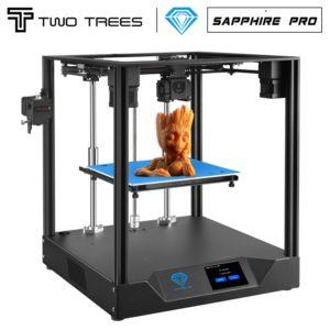 Twotrees – imprimante 3D sapphire Pro, Version améliorée, reprise d'impression en cas de panne de courant, Rail linéaire BMG 235X235, impression Large 1