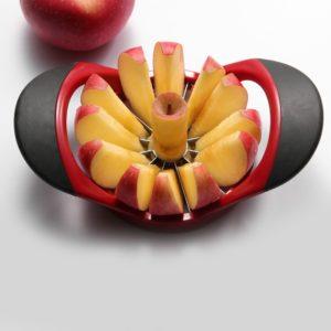 Trancheur de fruits en acier inoxydable, couteau à éplucher les pommes et les poires, ustensile de cuisine 1