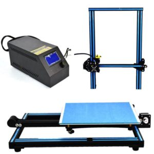 2020 plus récent imprimante 3D impresora 3D A10s Mega imprimante 3d haute précision plate-forme brevetée kit d'imprimante 3d 1