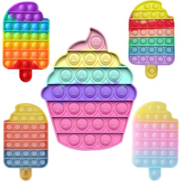 Poppet – jouet Anti-Stress pour adulte, Anti-Stress, doux, Squishy, boîte cadeau 1