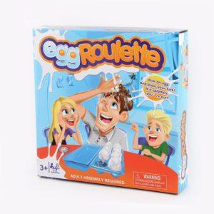 Truc oeuf jeux famille partie jeu jouer avec de l'eau oeufs drôle Gadgets nouveauté jouets enfants parents interaction jeux 1