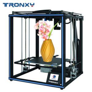 X5SA – imprimante 3D X5SA PRO, grande taille 330x330x400mm, Rail de guidage CoreXY, extrudeuse Titan, Filaments flexibles FDM, Machine pour bricolage 1