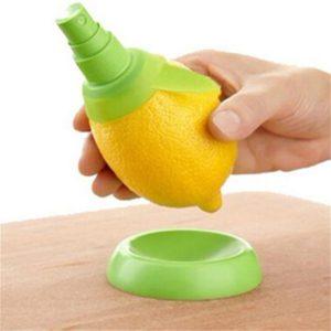 Presse-agrumes manuel, 3 pièces, Gadgets de cuisine, presse-citron Orange, outils de fruits orange, agrumes Spray outils de cuisine, accessoires de cuisine 1