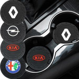 Tapis intérieur antidérapant pour voiture, 1 pièce, accessoires pour Mazda 3 5 6 323 RX8 7 MX3 MX5 CX5 Atenza Axela, Gadgets 1
