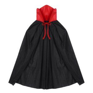 Cape de Vampire du diable de la mort pour enfants, déguisement d'halloween pour garçons, Costume de spectacle fantaisie 1