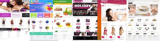 Nous créons votre boutique E-commerce