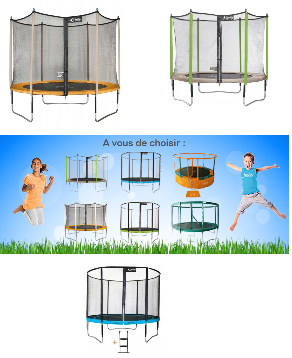 grossistes trampoline