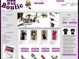 web-boutic